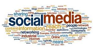 social media nube