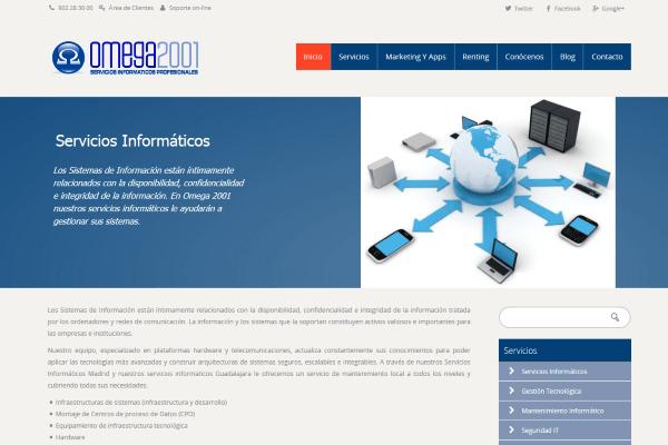 Servicios informáticos en Madrid y guadalajara