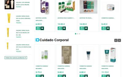 Farmacias y parafarmacias online